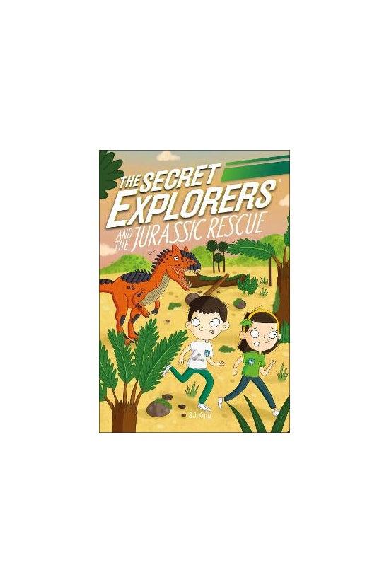 The Secret Explorers #04: The ...