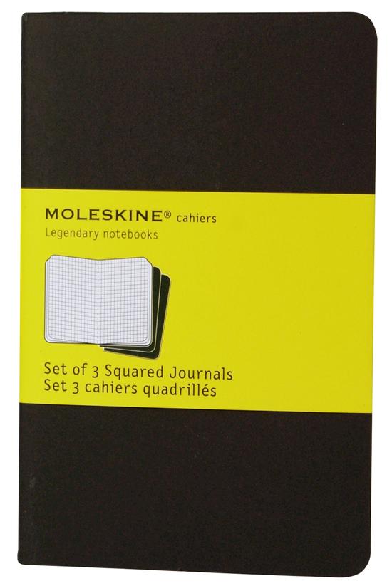 Moleskine Cahier Squared Journ...