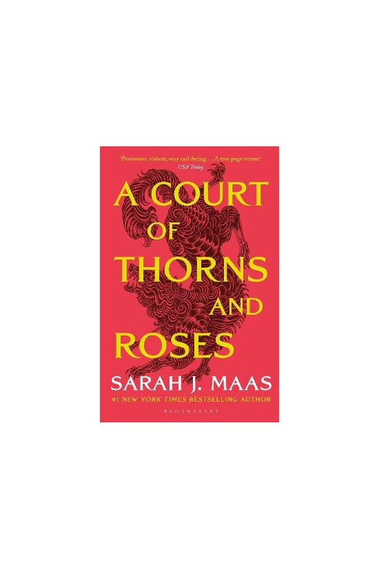 A Court Of Thorns & Roses ...