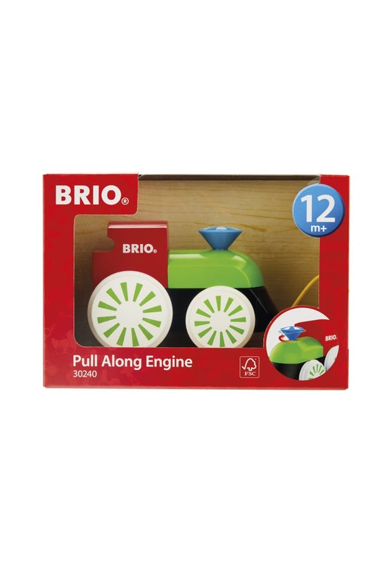 Brio Pull Along Engine Wooden ...