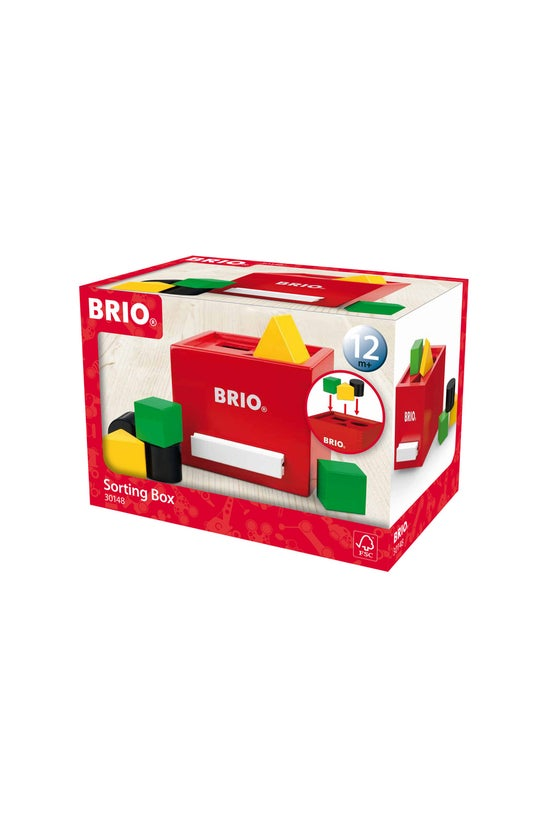 Brio: Sorting Box