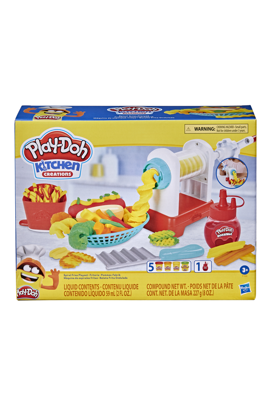 Play-doh Kitchen Creations Spi...