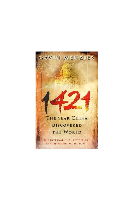 1421: The Year China Discovere...