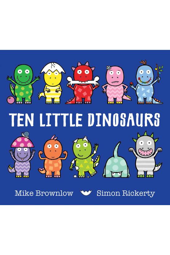Ten Little #03: Ten Little Din...