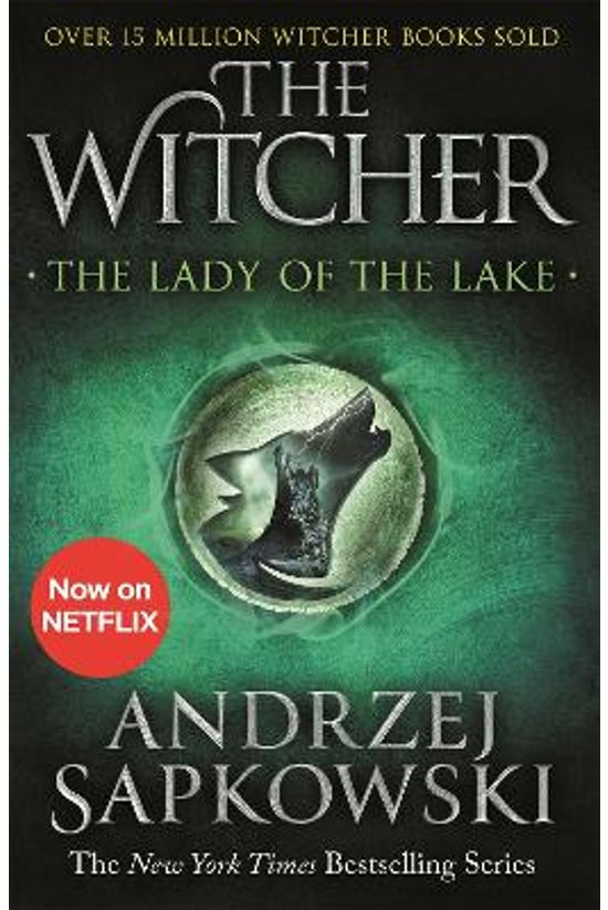 The Witcher #05: The Lady Of T...