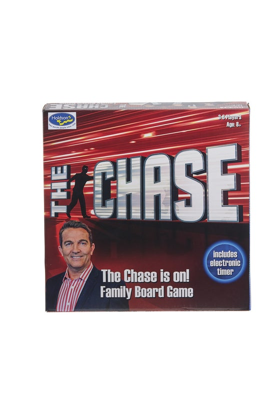 The Chase Uk Board Game