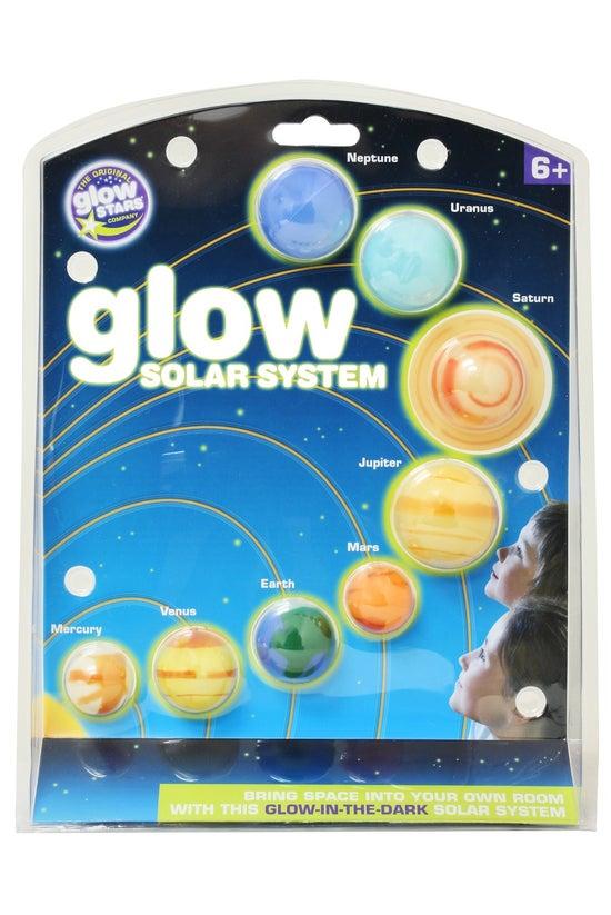 Cosmic Glow In The Dark Solar ...