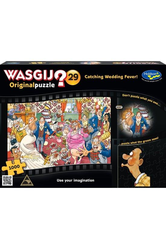 Wasgij Original #29 Catching W...