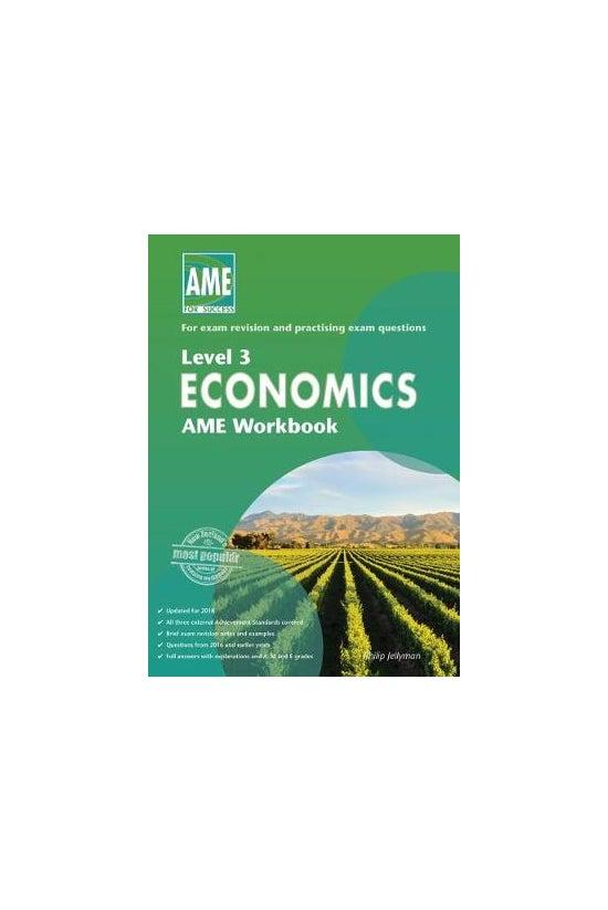 Ame Ncea Level 3 Economics Wor...