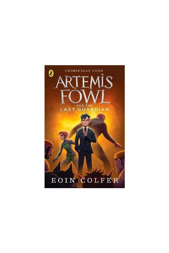 Artemis Fowl #08: The Last Gua...