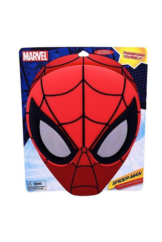 Sunstache Spiderman