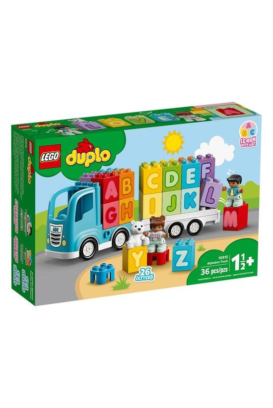 Lego Duplo: Alphabet Truck 109...