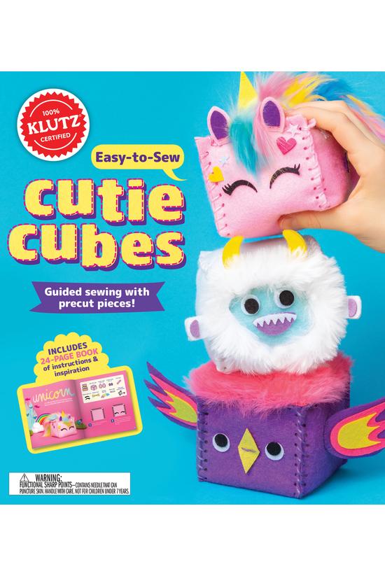 Klutz: Sew Squishy Cubes