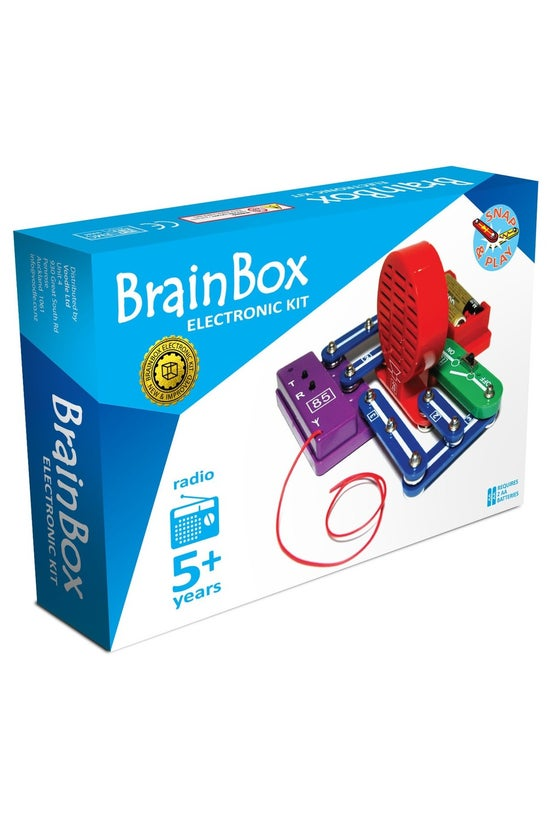 Brain Box Fm Radio Experiment ...