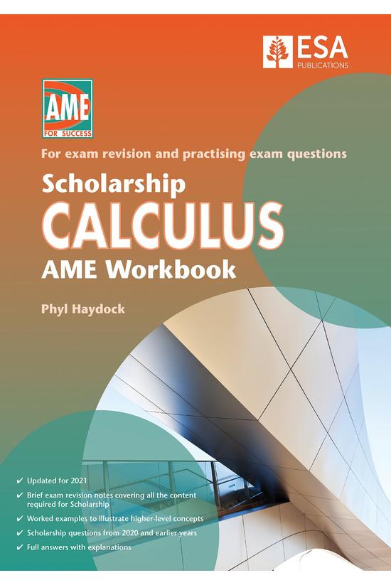 Scholarship Calculus Ame Workb...