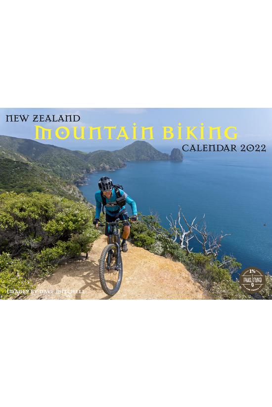 2022 Wall Calendar Mountain Bi...