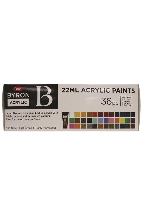 Jasart Byron Acrylic Paint 22m...