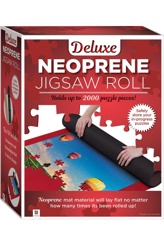 Deluxe Neoprene Jigsaw Roll