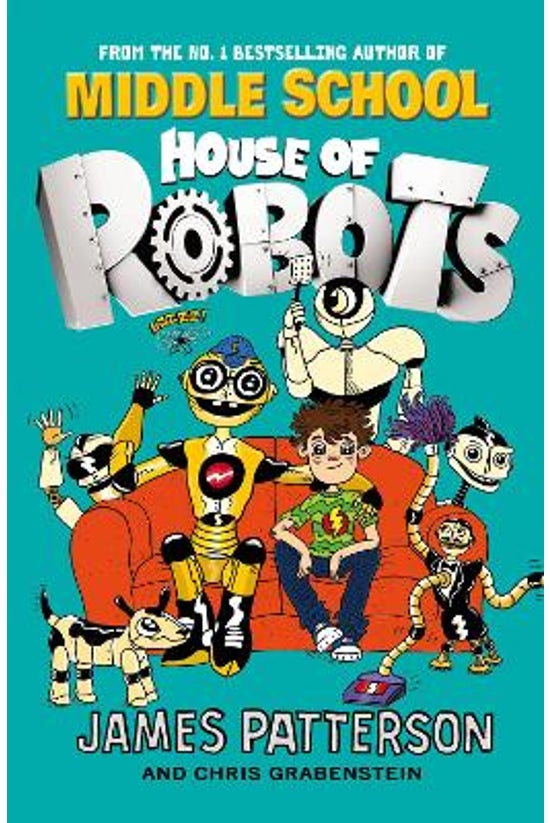 House Of Robots #01: House Of ...