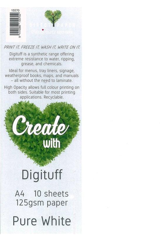 Direct Paper Digituff A4 125gs...