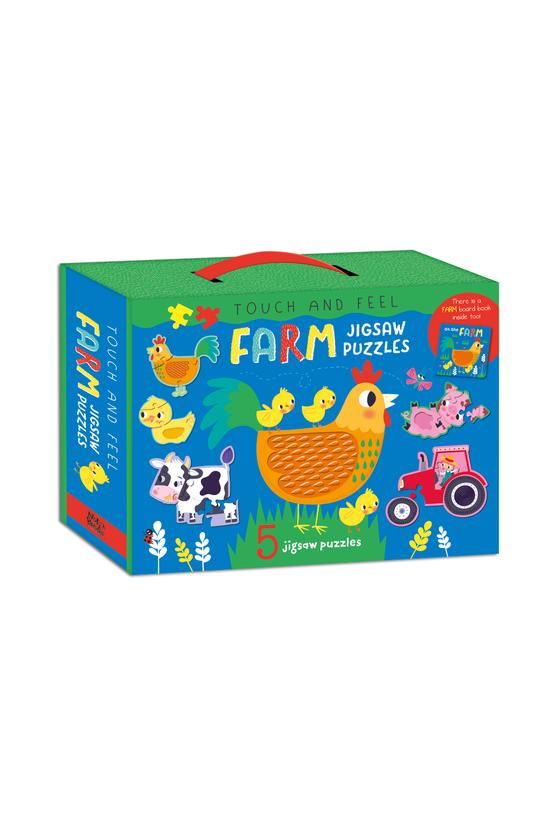 Touch & Feel Farm Jigsaw P...