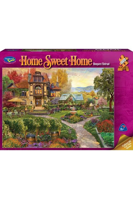 Home Sweet Home 1000 Piece Jig...