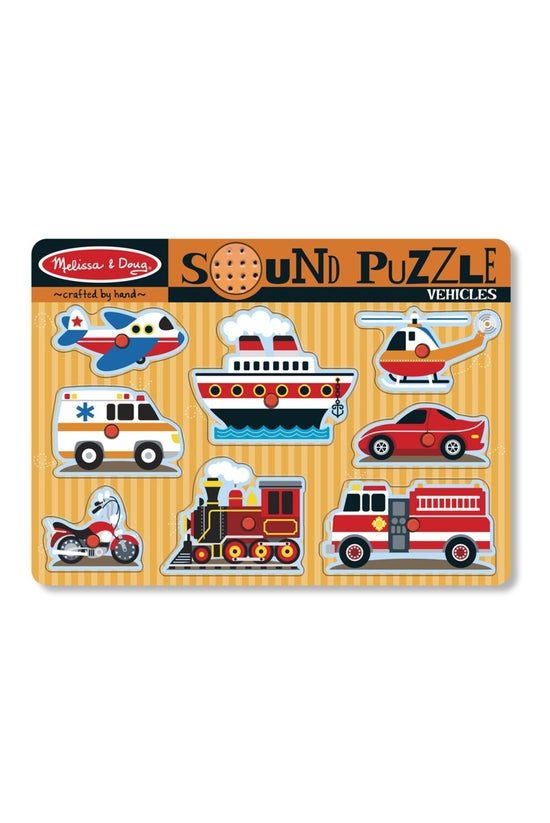 Melissa & Doug Vehicles So...