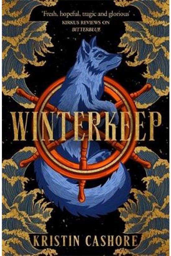 Graceling Realm #04: Winterkee...