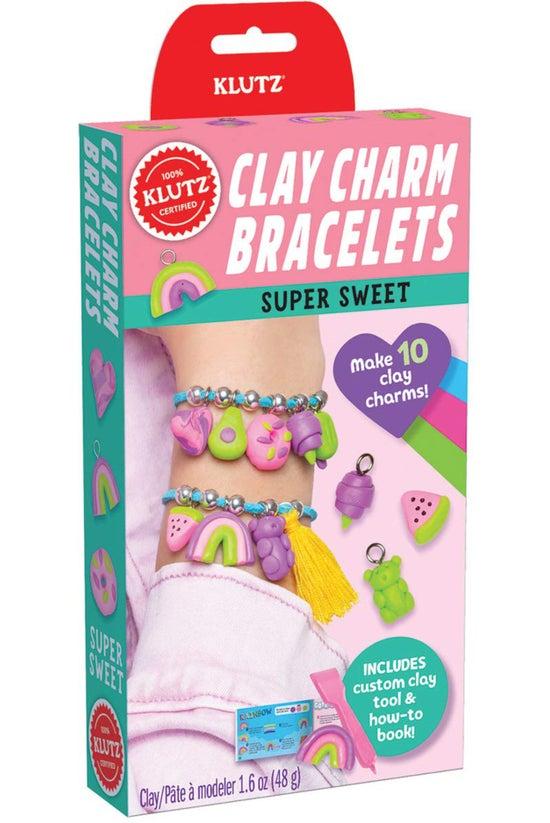 Klutz Clay Charm Bracelets: Su...