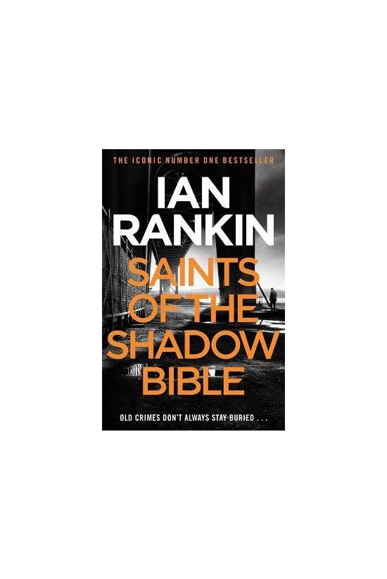 Inspector Rebus #19: Saints Of...