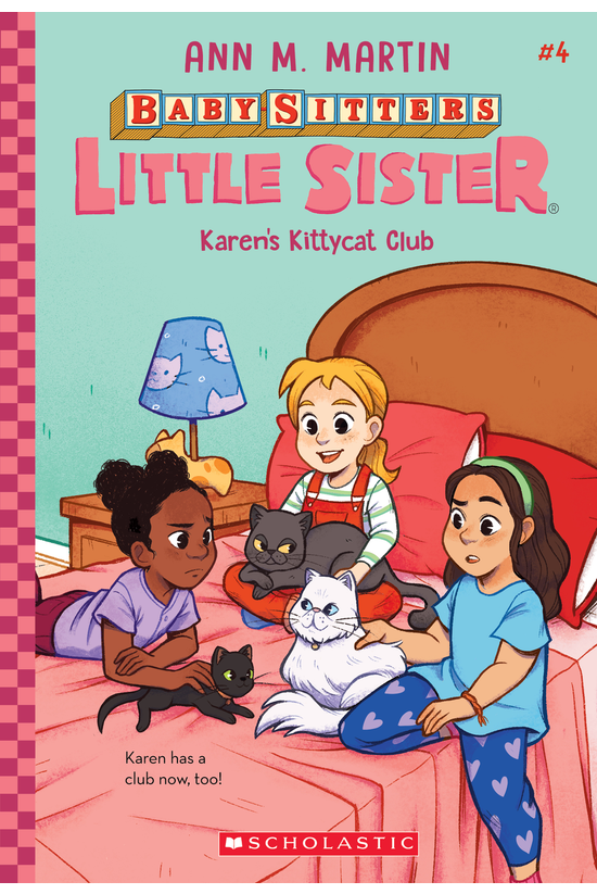 Baby-sitters Little Sister #04...