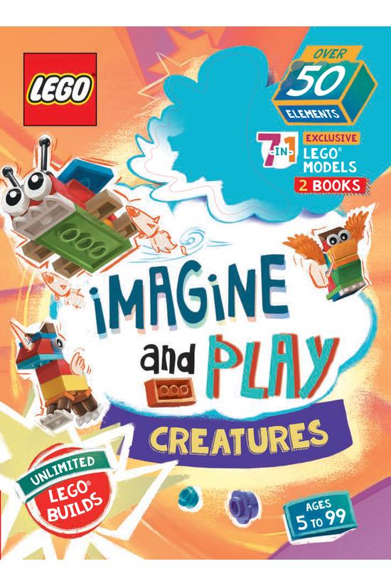 Lego Imagine And Play: Creatur...