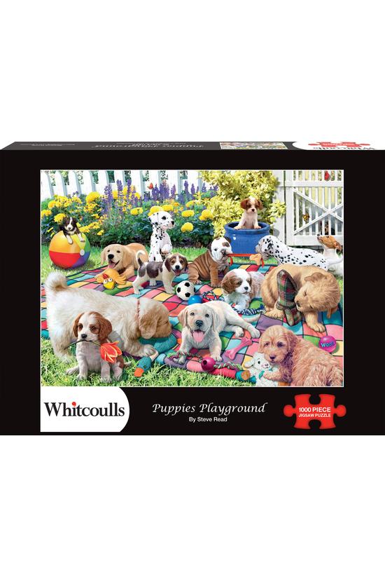 Whitcoulls 1000 Piece Jigsaw P...