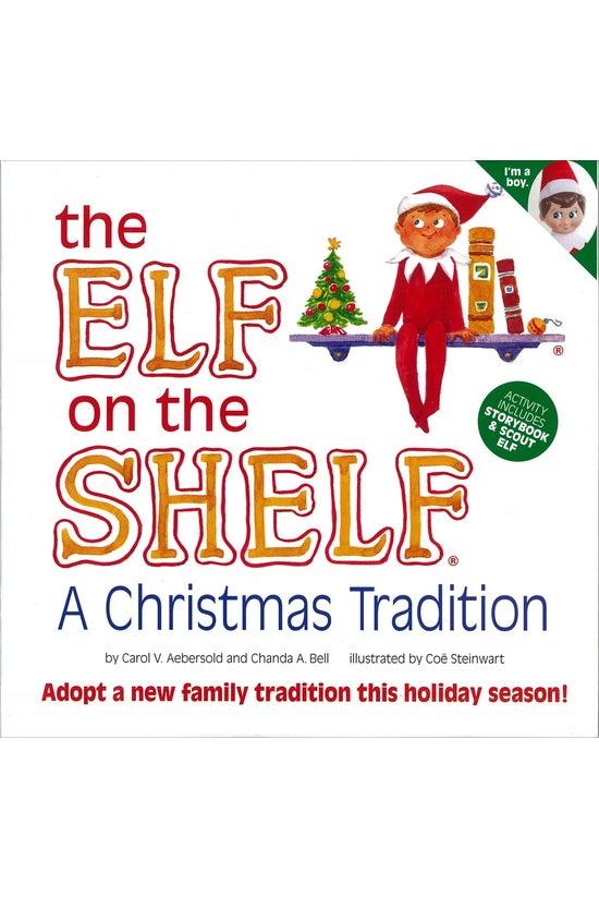 Elf On The Shelf: Boy