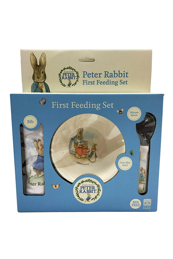Peter Rabbit First Feeding Box...