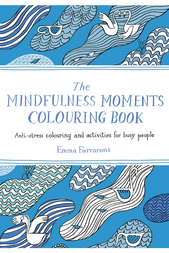 The Mindfulness Moments Colour...