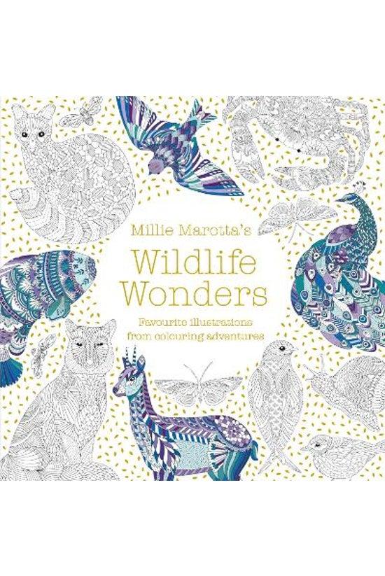 Millie Marotta's Wildlife Wond...