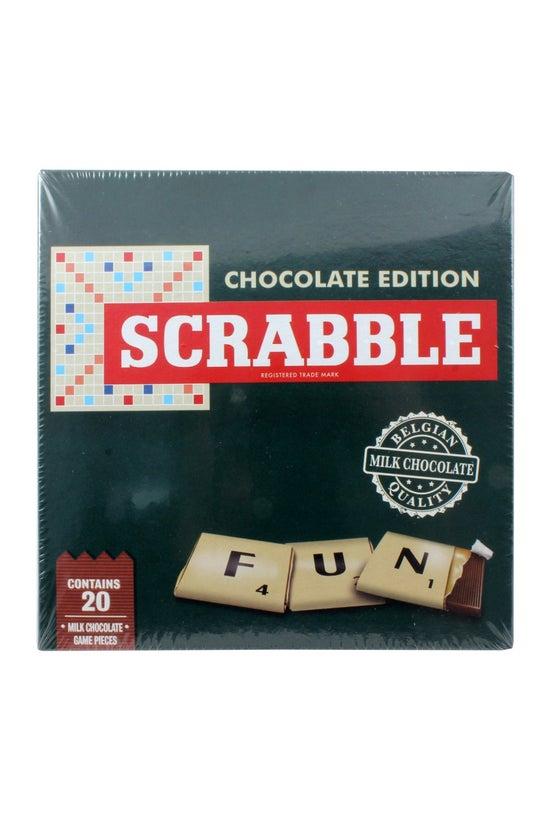 Scrabble Chocolate Game