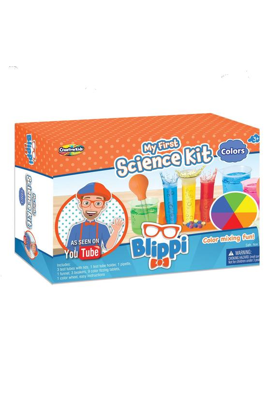 Blippi My First Science Kit Co...