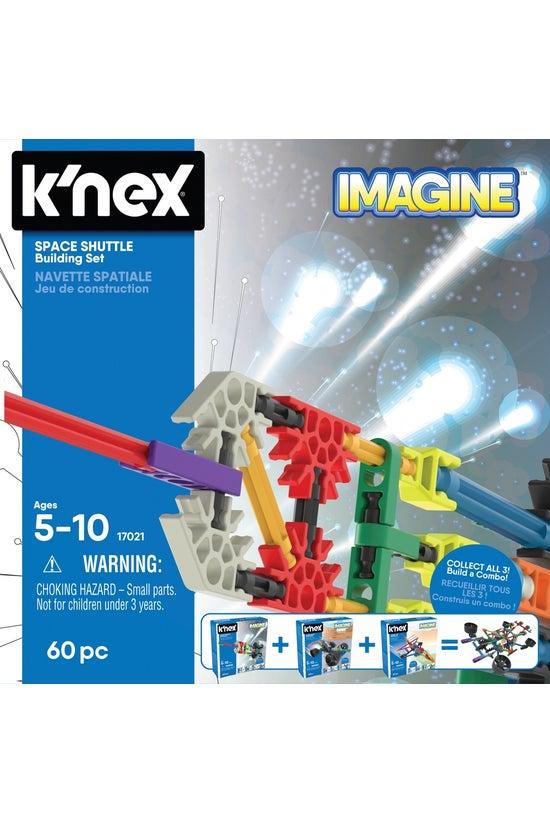 K'nex Imagine Space Shuttle Bu...