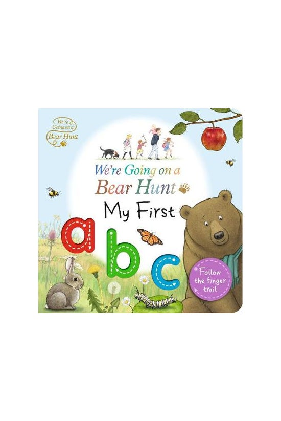 We're Going On A Bear Hunt: My...