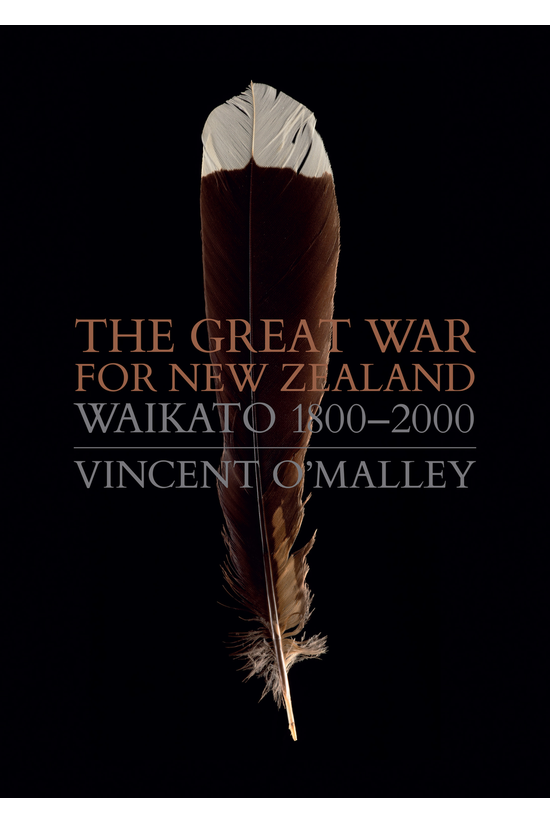 The Great War For New Zealand:...