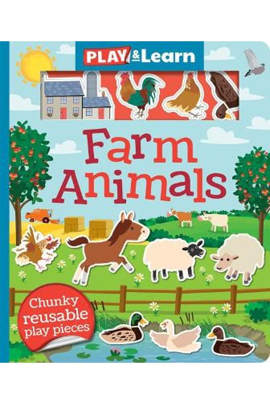 Play & Learn: Farm Animals
