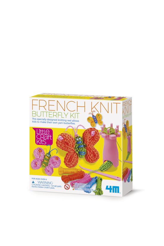 4m Mini Craft Kit: French Knit...