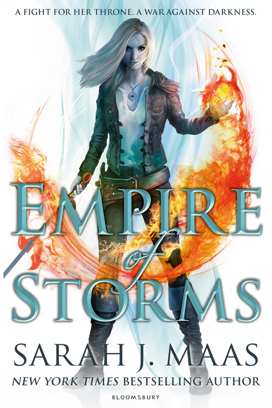 Throne Of Glass #05: Empire Of...