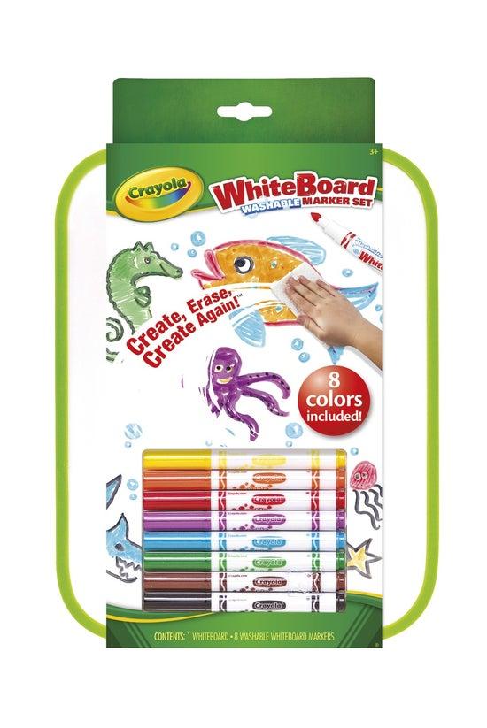 Crayola Whiteboard Washable Ma...