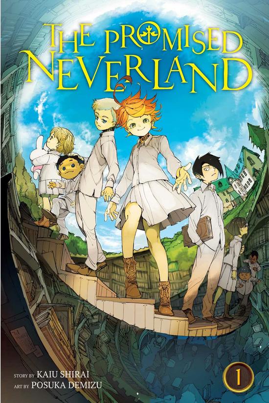 Promised Neverland #01