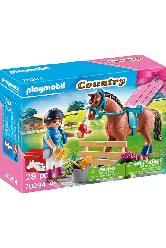 Playmobil Horse Farm Gift Set ...