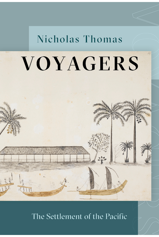 Voyagers: The Settlement Of Th...