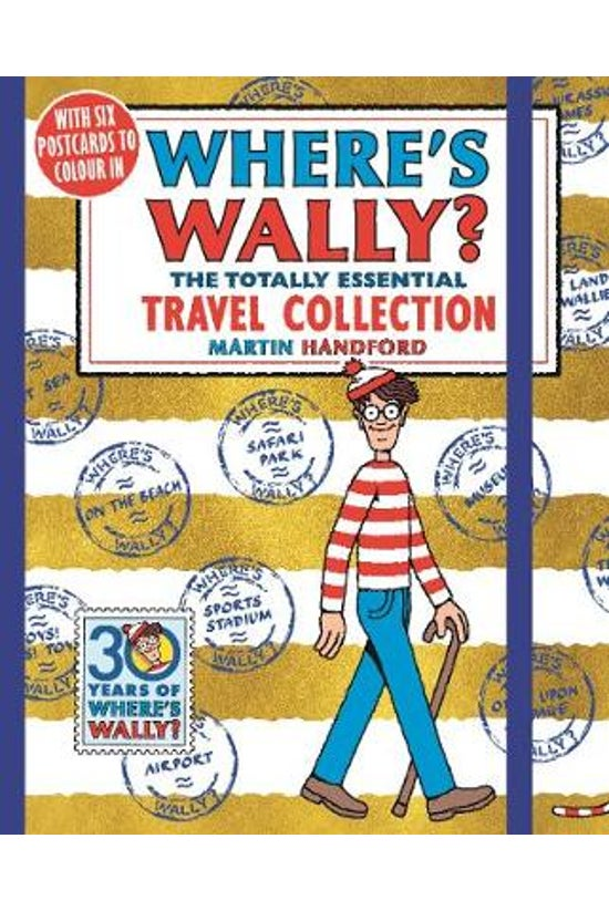Where's Wally? The Totally Ess...
